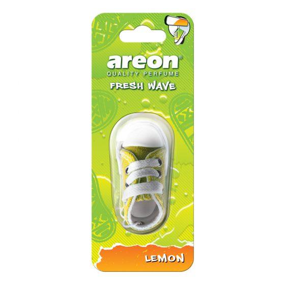 Aromatizante Areon Fresh Wave Lemon - Limón