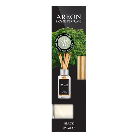 Difusor Aromatizante para Casa Areon Home Perfume 85 ml Black