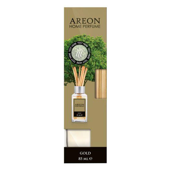 Difusor Aromatizante para Casa Areon Home Perfume 85 ml Gold