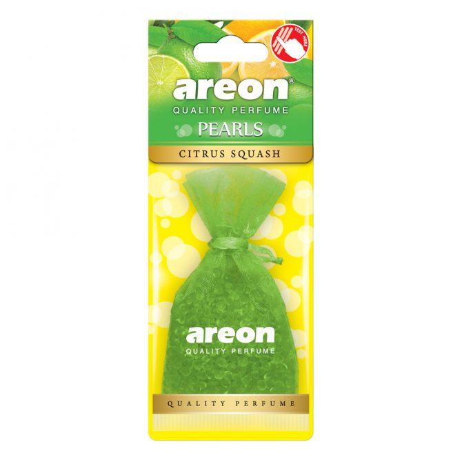 Aromatizante Areon Perlas Citrus Squash - Cítricos