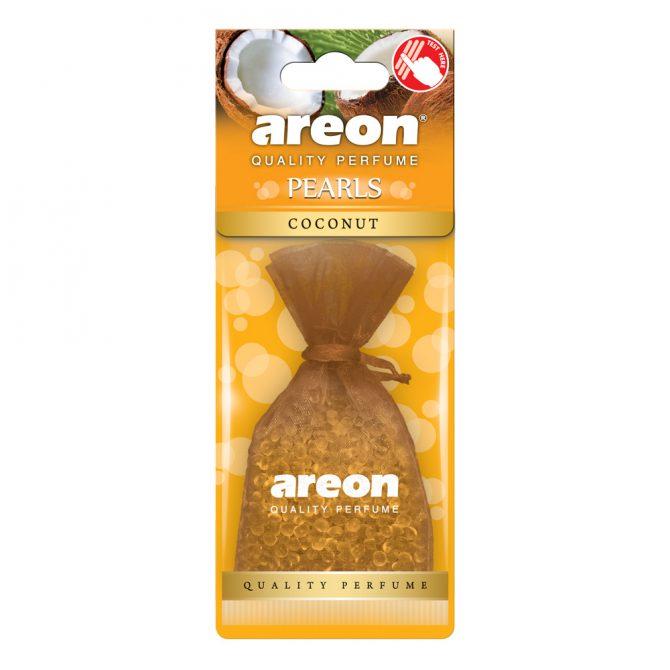 Aromatizante Areon Perlas Coconut - Coco