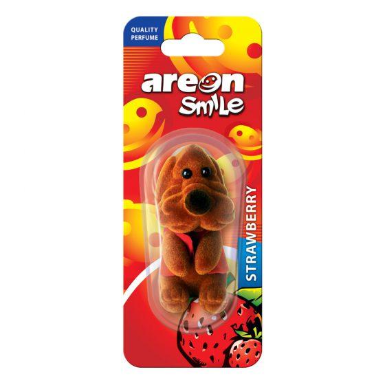 Aromatizante Areon Smile Blister Strawberry - Fresa