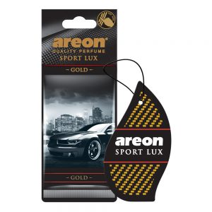 Aromatizante Areon Sport Lux Gold