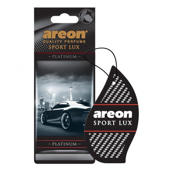 Aromatizante Areon Sport Lux Platinum