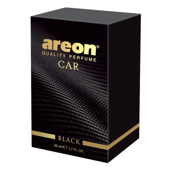 Aromatizante Areon Car Perfume 50 ml Black