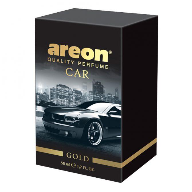 Aromatizante Areon Car Perfume 50 ml Gold
