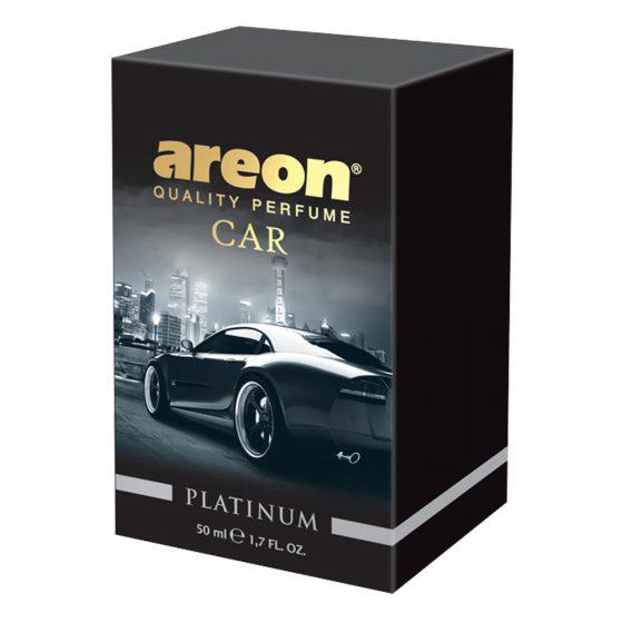 Aromatizante Areon Car Perfume 50 ml Platinum