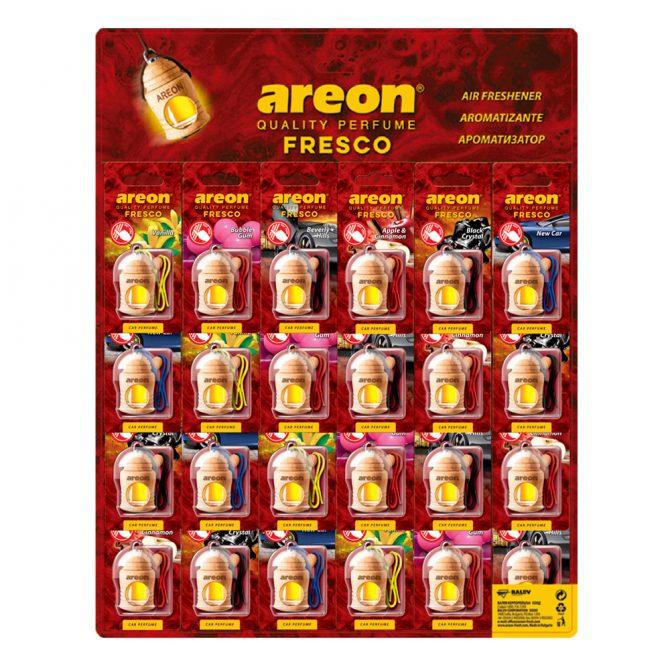 PANFRTNT. Areon Fresco - 24 Piezas