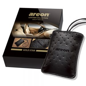 Aromatizante Areon Leather Collection