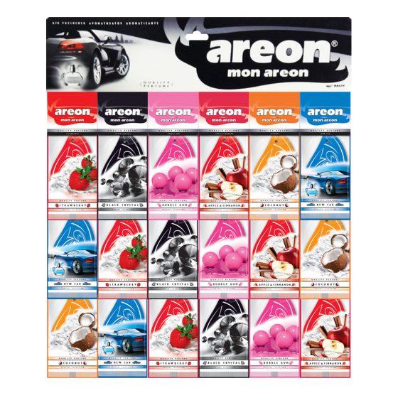 PANMA36T. Mon Areon Mix - 36 Piezas