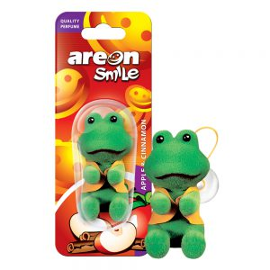 Aromatizante Areon Smile Blister Apple and Cinnamon - Manzana Canela