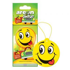 Aromatizante Areon Smile Dry Tutti Frutti