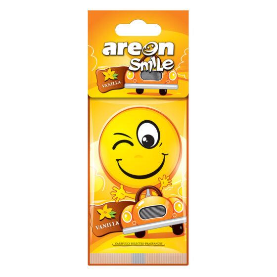 Aromatizante Areon Smile Dry Vanilla - Vainilla