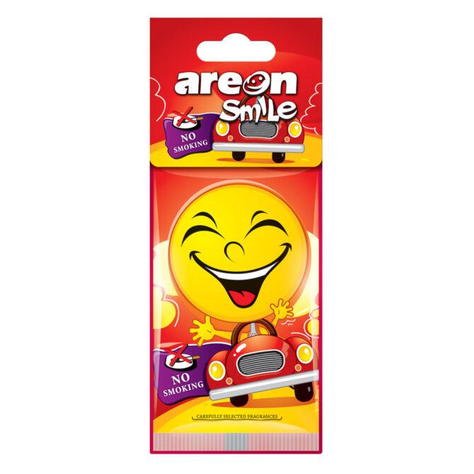 Aromatizante Areon Smile Dry No Smoking