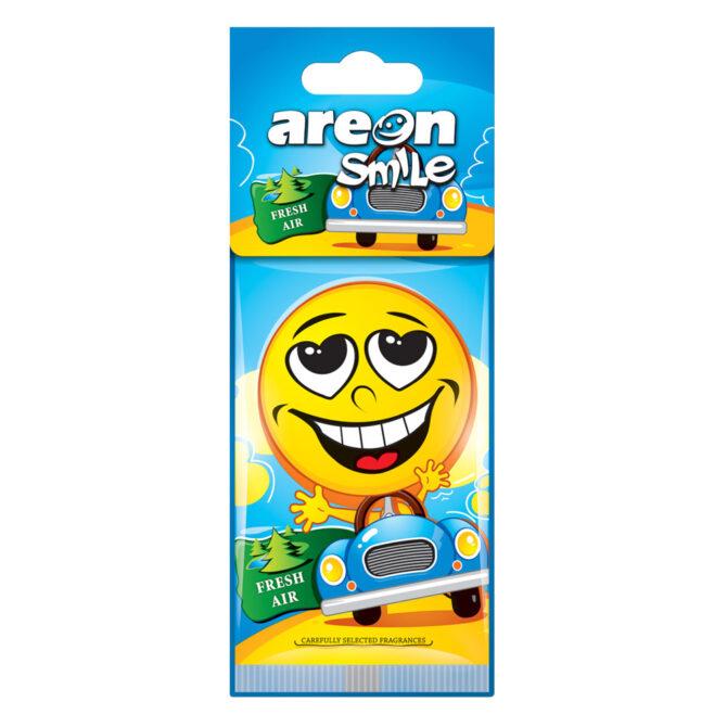 Aromatizante Areon Smile Dry Fresh Air