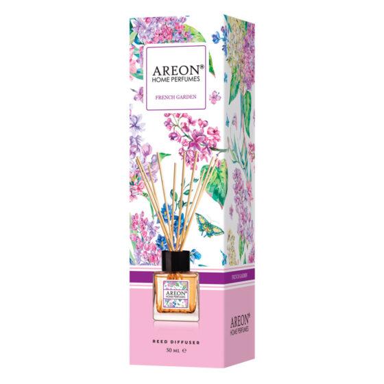 Difusor Aromatizante para Casa Areon Home Perfume 50 ml French Garden - Jardín Francés