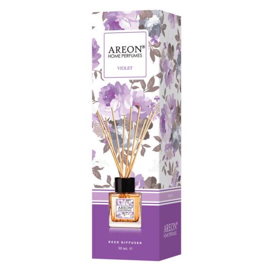 Difusor Aromatizante para Casa Areon Home Perfume 50 ml Violet - Violeta