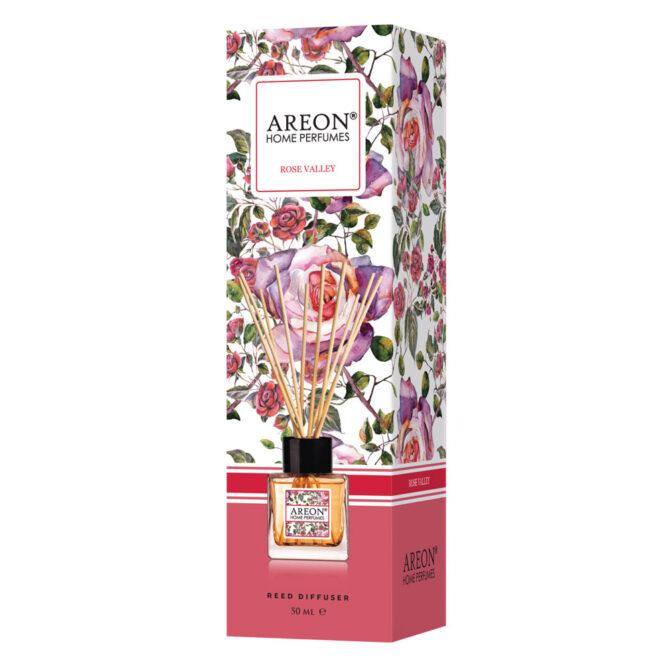Difusor Aromatizante para Casa Areon Home Perfume 50 ml Rose Valley - Valle de Rosas