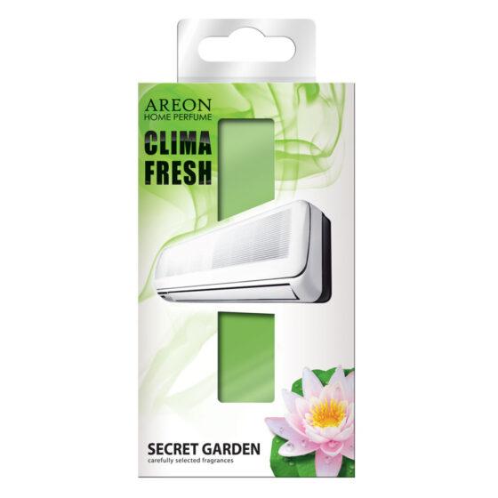 Aromatizante Areon Clima Fresh Secret Garden - Jardín Secreto