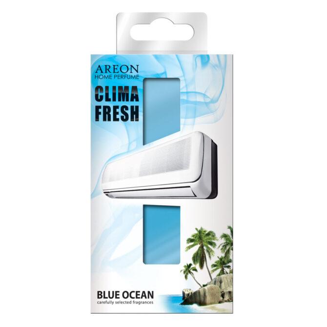 Aromatizante Areon Clima Fresh Blue Ocean - Oceano Azul
