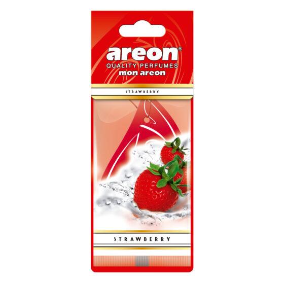 Aromatizante Areon Mon Strawberry - Fresa