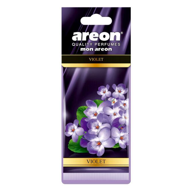 Aromatizante Areon Mon Violet - Violeta