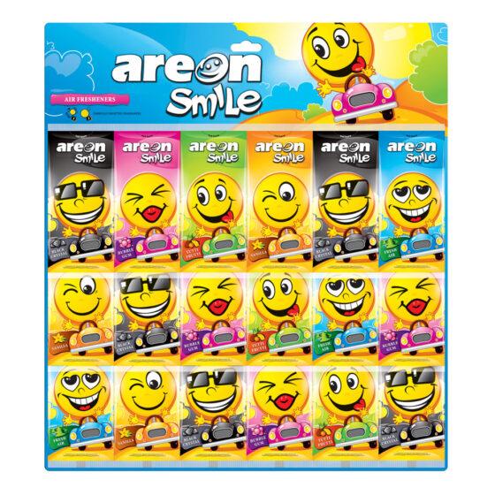 PANACD36T. Areon Smile Dry - 36 piezas