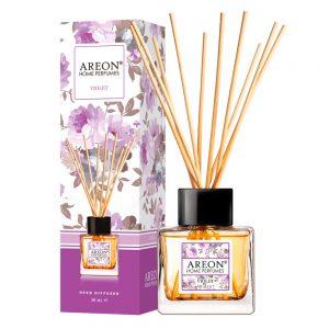 Difusor Aromatizante Areon Home Perfume 50 ml Violet - Violeta
