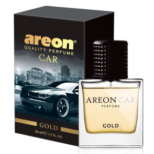 Aromatizante Areon Car Perfume 50 ml Gold